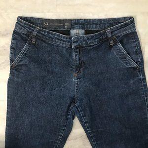 Ladies Armani Exchange Jeans